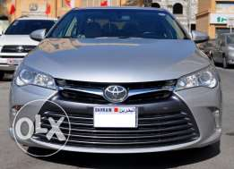2016 model camry for sales