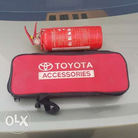 For sale fire sentry & first aid.. Toyota