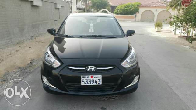2016 hyundai accent for sale under warranty 2018