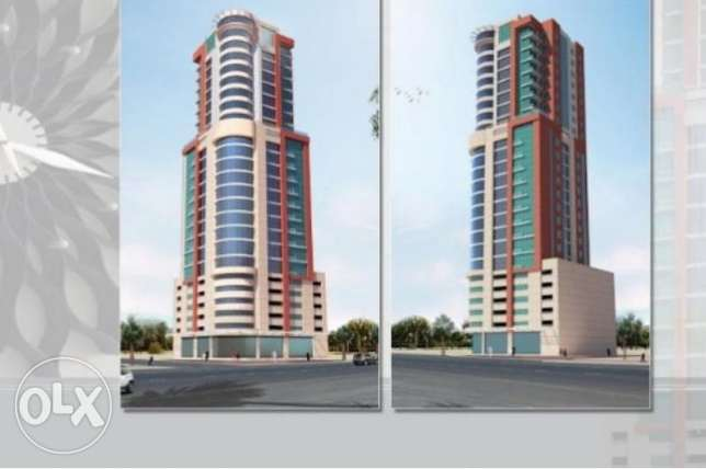AMFA Tower Stylish 3 Bedroom semi furnish freehold apartment for sale
