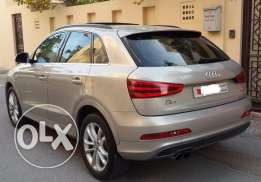 2013 Audi Q3, Quatro S-Line Warranty and service packageAccident Free