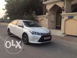 Toyota Corolla sport 2016 under warranty