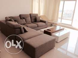 SEA VIEW executive 3bedroom fully furnished penthouse at Amwaj Island