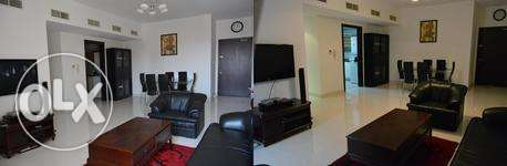A Beautifyl & Elegant 2 Bedroom Fully Furnished Flat -23 Floor Juffair