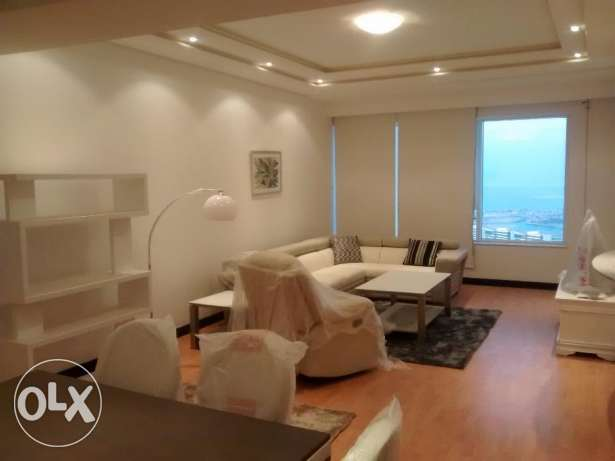 Beautiful 2 Bedroom fully furnished flat for rent at Abraj Al Lulu