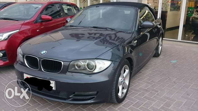 For sell BMW 125 convertible
