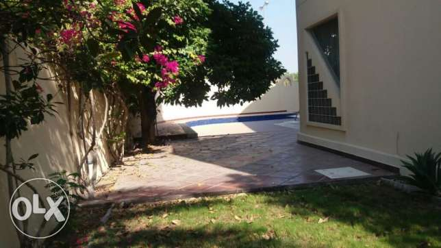 Amazing 5 bedroom villa for rent in Adliya العدلية -  7
