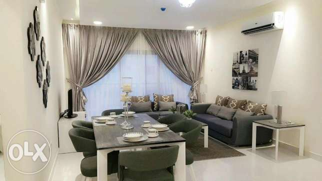 New Hidd: 2 BR Beautiful Fully & Semi Furnished Flats for rent