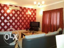 great 3 bedroom fully furnished in new hidd/all inclusive