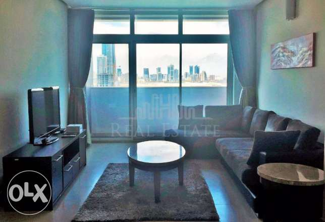 Comfortable 2 Bed Apartment in Reef Island