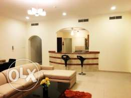 Bright 2 Bedroom Fully Furnished Apartment For Rent in Juffair