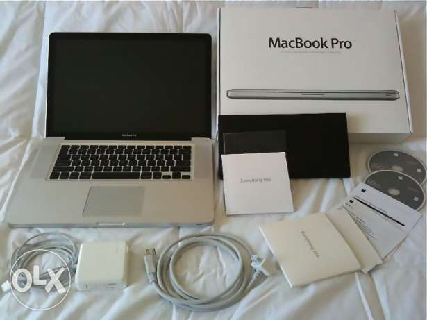 macbook pro 15inches