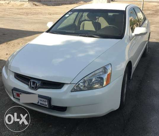 Honda Accord 2005, full auto, very good condition, from owner directly سند -  1