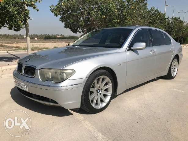 BMW 745 great condition