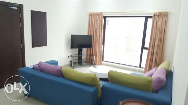 Amazing two BHK apartment in Janabiyah with big space