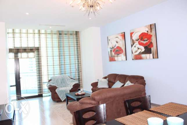 2 Bedroom Beautiful ff Apartment in Seef