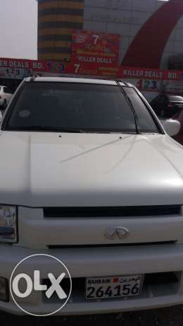 Nissan Infiniti 6 month passing good condition