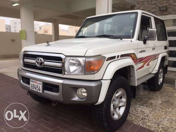 Toyota Landcruiser 70 series for Sale. Expat leaving.