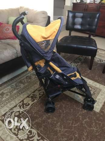 Jane Sonic Stroller from Europe - good condition! سار -  2