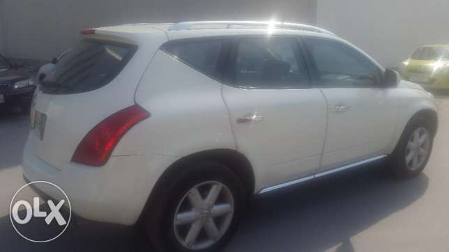 Nissan Murano/2008 Full Option/112000km/New Tyres & battery/ Good cond ام الحصم -  2