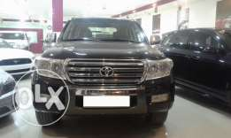 Toyota Land Cruiser VXR Model 2009 V8
