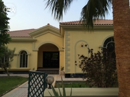 Mjstc 3 brm semi furnished compound villa