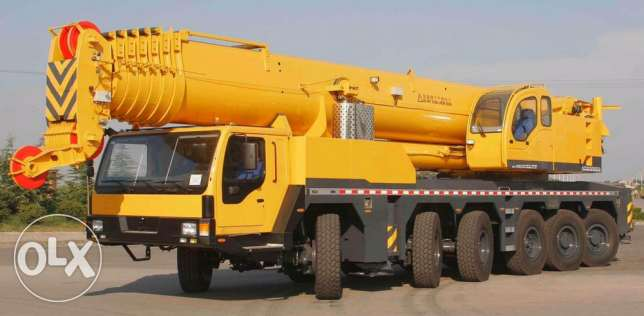 heavy vehicles for rent