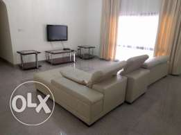 3 Bedroom fully furnished compound apartment for rent - all inclusive