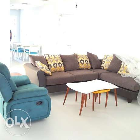 Beautiful two Bedroom apartment, very modern