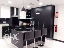 BRAND NEW EXECUTIVE 3 bedroom fully furnished apartment at Juffair