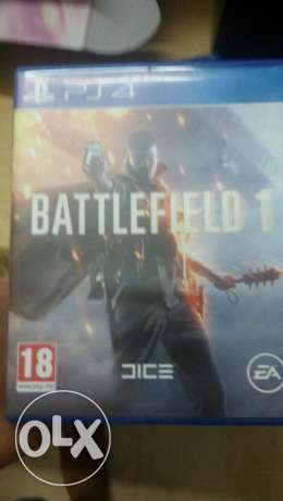 For sale/exchange battelfield 1 for ps4