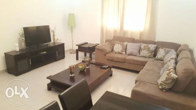 Deluxe furnished 2 BHK flat in Saar behind St Christopher school