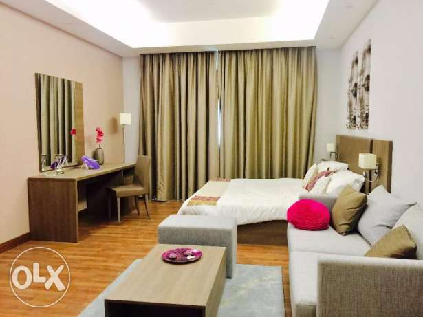 Brand new Studio apartment for Sae in sanabis area.