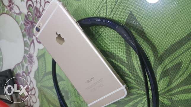 Iphone6 64gb (gold)