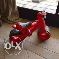 plasmabike & little tikes rocking horse