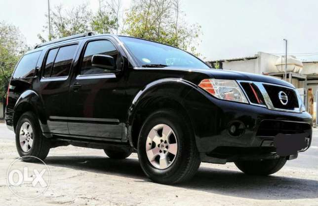 BD 3200 / Nissan Pathfinder, 2008, automatic, Odometer 121600
