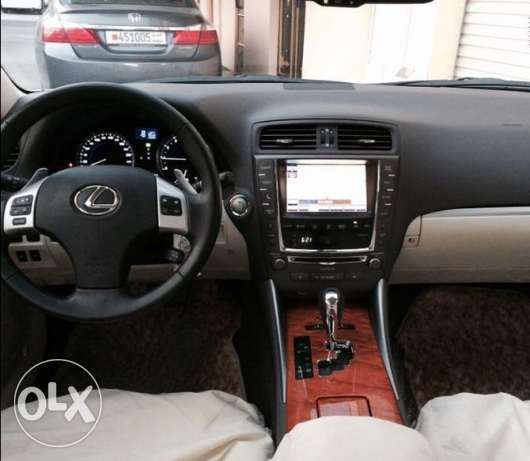 Lexus IS خميس -  5