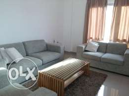 2 bedroom f/furnished flat in New hidd with gym