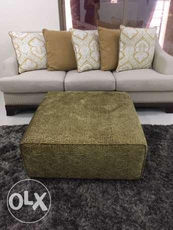 Priced to go! SOFA from home center