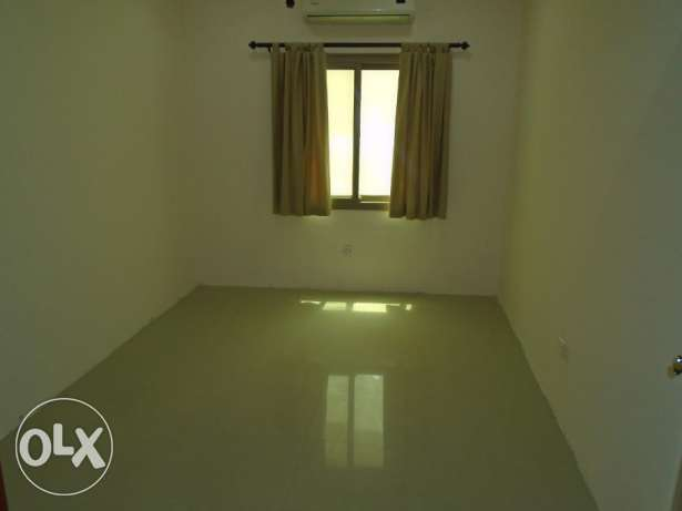two bedrooms semi furnished apartment for rent now