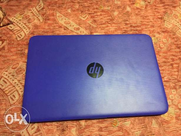 for sale laptop Hp used 3 days only!!