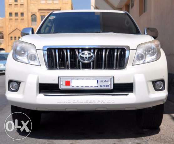 Toyota Prado 2012 Model Good condition For sale ام الحصم -  5
