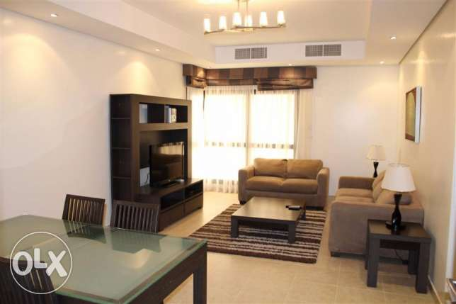 12SNA 1bedroom fully furnished apartment for rent close to LULU