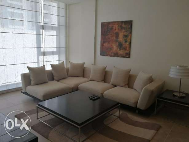 Beautiful, modern fully furnished 1 bedrooms flat for rent in Sanabis