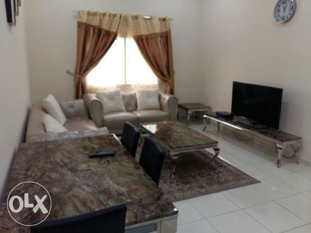 2 BR flat with all amenities in Janabiyah