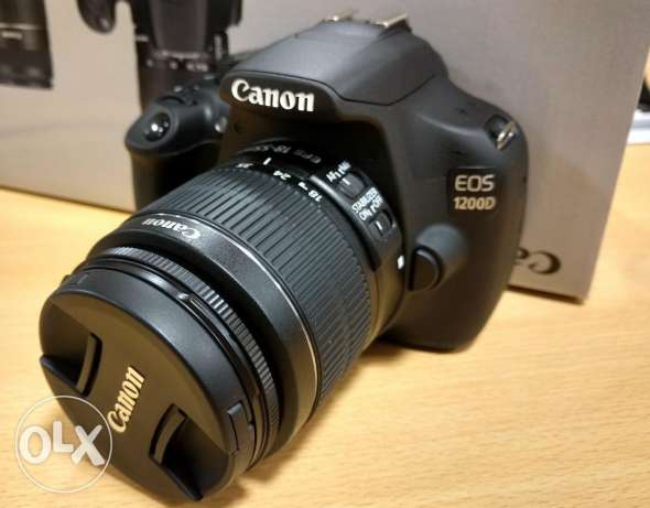 Canon EOS 1200D Less used