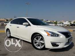 2013 Nissan Altima 2.5SV full option agent maintenance