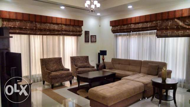 4 BR Fully furnished Villa For Rent in Saar - Huge size with private P
