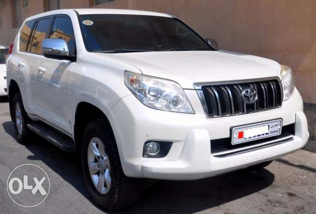 Toyota Prado 2012 Model Good condition For sale ام الحصم -  4