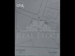 Land for sale in Riffa- Al Buhair for six storey building!
